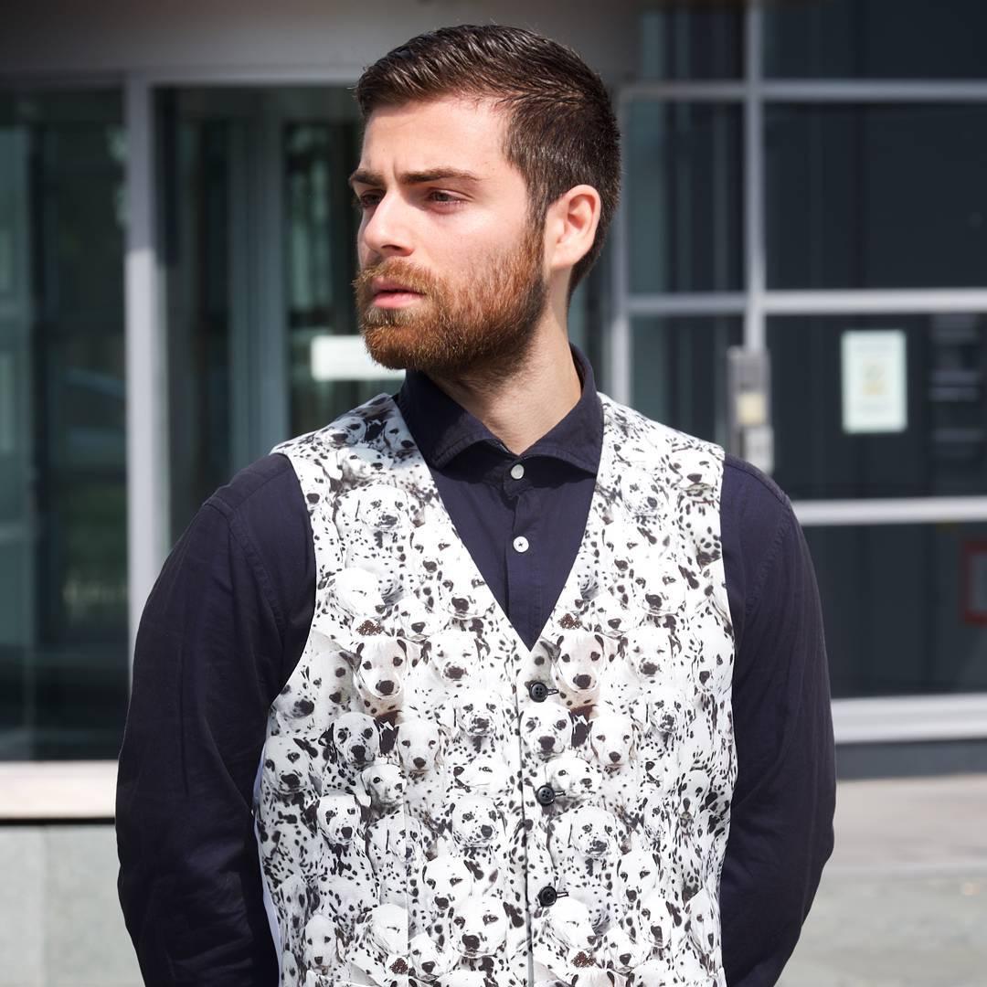 Fogini - Dalmation blazer